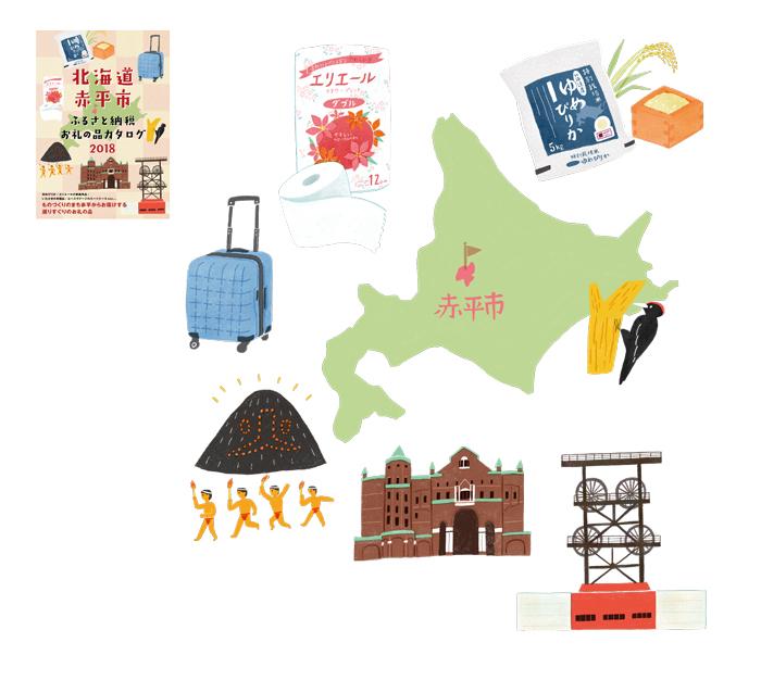 北海道赤平市1